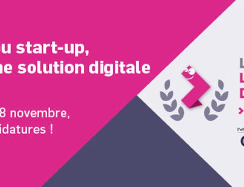 Prix de la solution digitale 2018