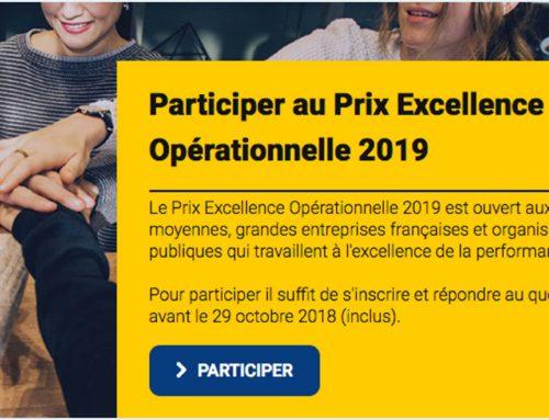 Prix Excellence Opérationnelle