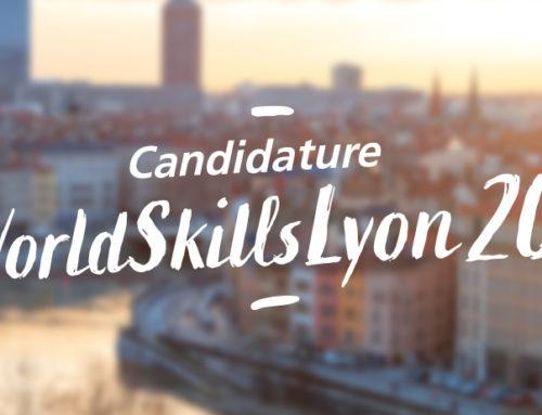 WorldSkills à Lyon
