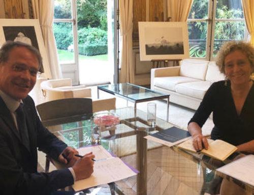 Entretien entre François Asselin et Muriel Pénicaud