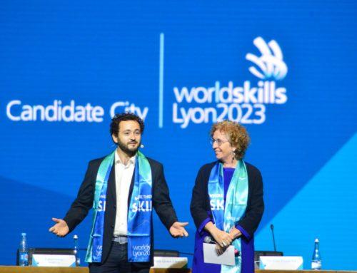 La France retenue pour l'organisation des Worldskills en 2023